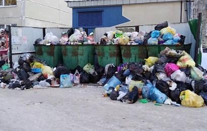 Площадки с мусорками в Югре планируют оснастить видеокамерами