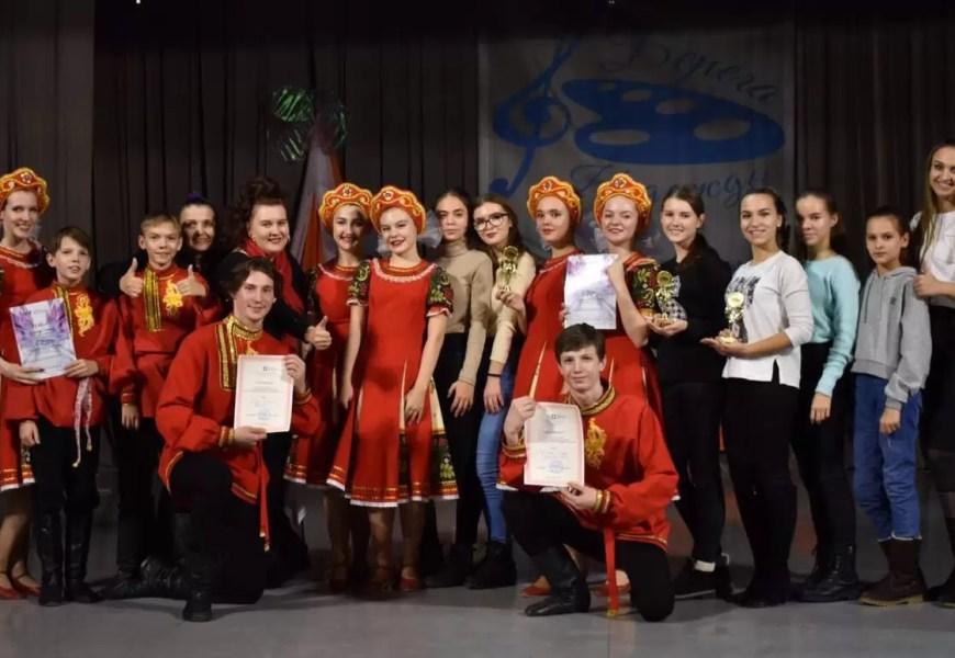 Нефтеюганцы успешно выступили на международном фестивале «Берега Надежды».