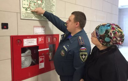 Нефтеюганские спасатели проводят профилактическую операцию «Новый год»