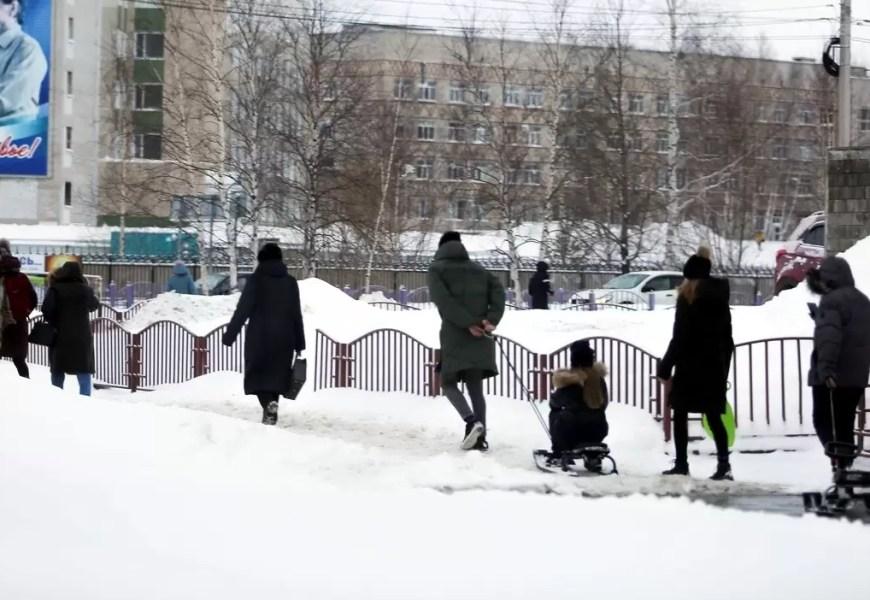 Каждая шестая российская семья жалуется на проблемы с питанием