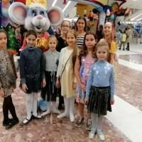 Нефтеюганский хореографического коллектива «Созвездие» вернулся с наградами с международного фестиваля