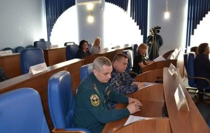В администрации Нефтеюганска прошло первое в этом году заседание антитеррористической комиссии