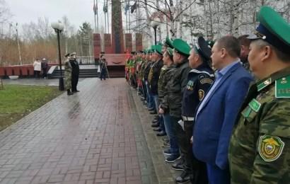 Уважаемые — пограничники и ветераны пограничных войск с праздником