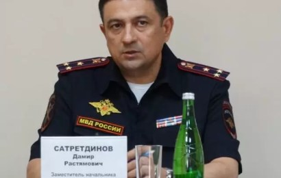 Назначен новый глава МВД в Югре