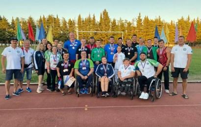 Югорчане завоевали 42 медали чемпионата России по лёгкой атлетике