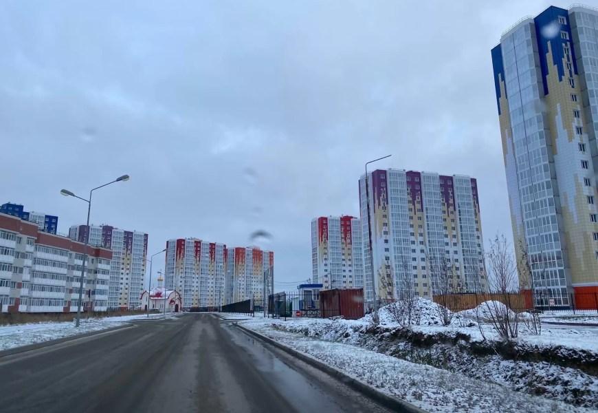 В Югре введено в эксплуатацию более 600 тысяч квадратных метров жилья