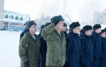 189 молодых человека из Нефтеюганского района пополнили ряды Российской Армии