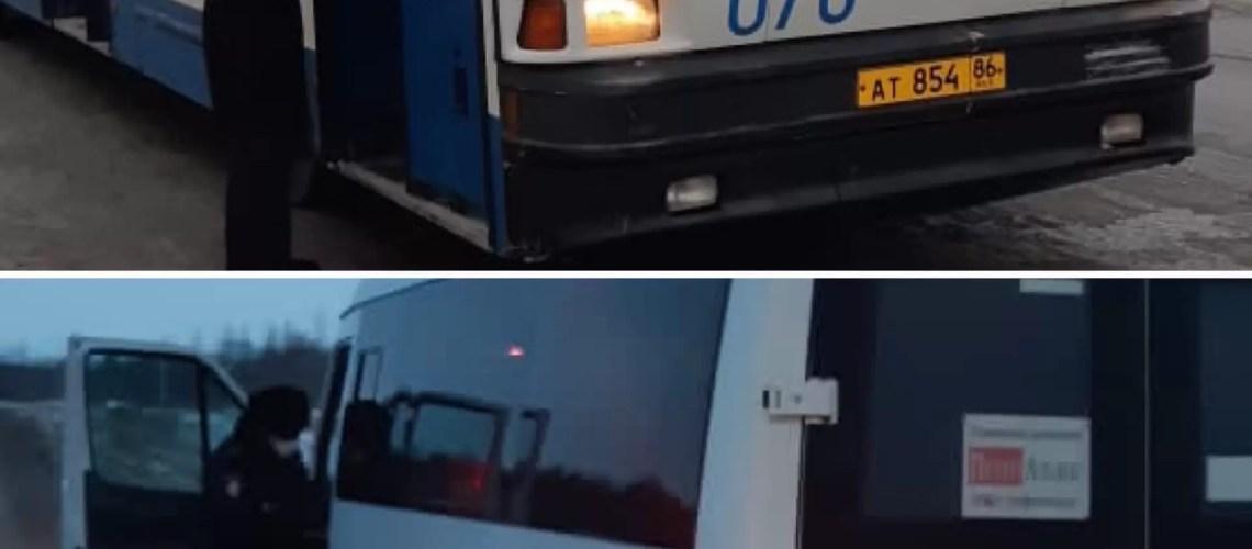 Автоинспекторы продолжают проверять автобусы
