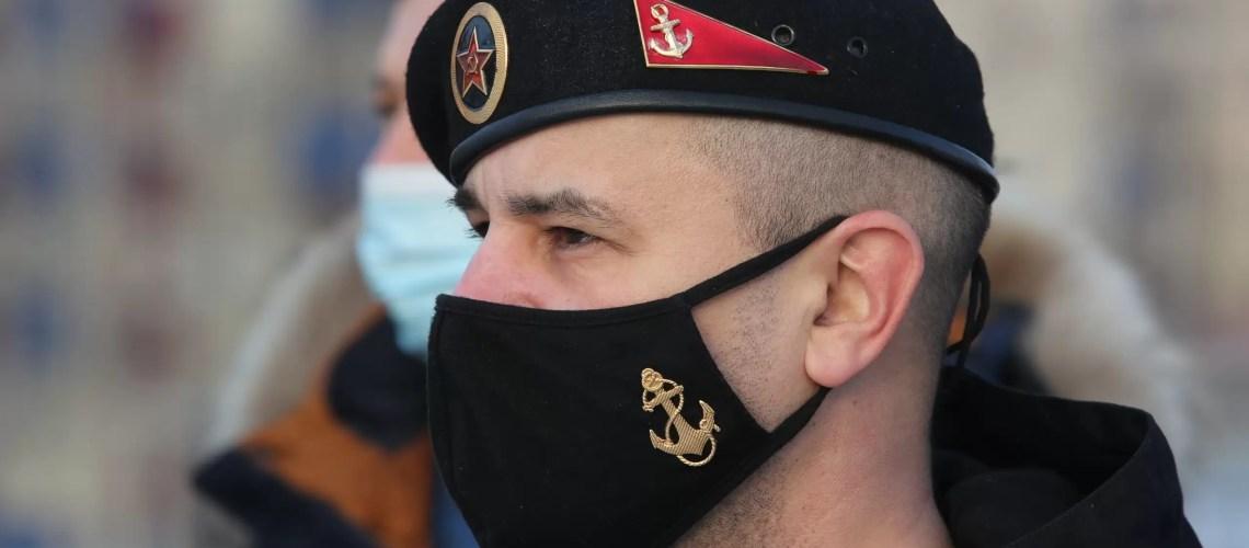 Юбилей морской пехоты