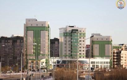 Показатель обеспеченности жильем в Югре на одного жителя вырастет до 22,8 кв.м.