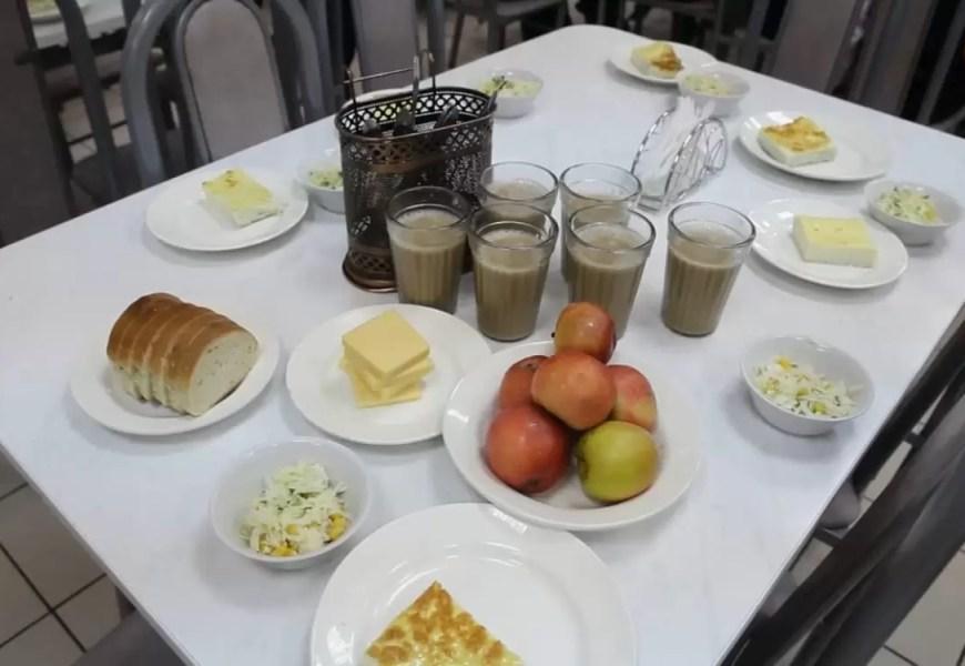 Югра: Дополнительные средства будут направлены на школьное питание