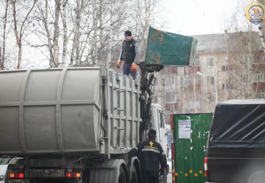 «Югра-Экология» пересчитает жителей округа: за вывоз мусора платят не все