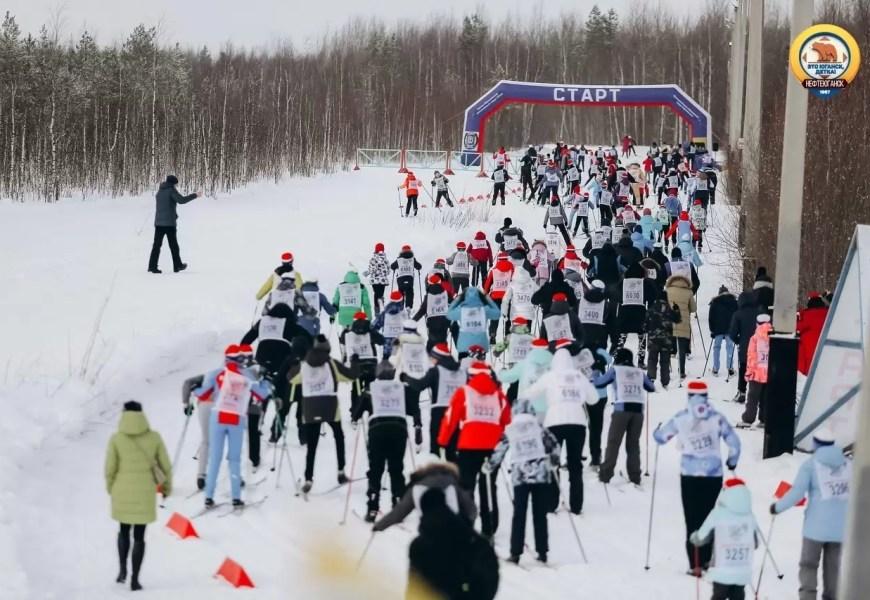 «Лыжня России» в Югре пройдёт онлайн