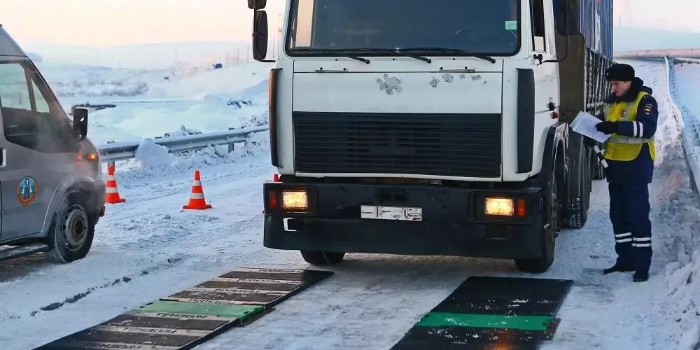 В Югре оценят перегруз на всех основных дорогах