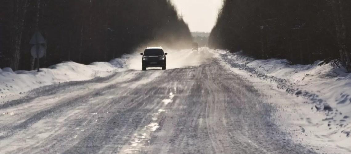 В Югре введено ограничение для движения транспортных средств