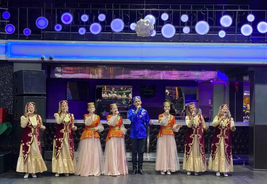 Фестиваль национальных культур Югры «Югорский венок дружбы»