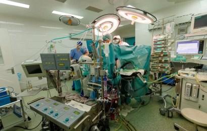 Хирурги Югры впервые пересадили сердце