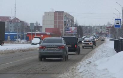 В Югре за год сократилось количество аварий на дорогах