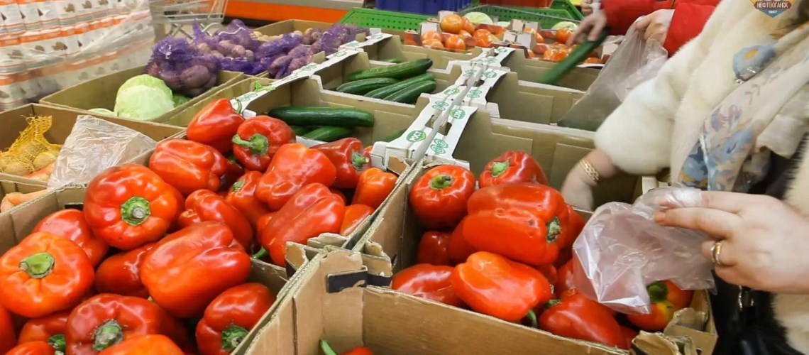 В Югре овощи и фрукты подорожали на пять процентов