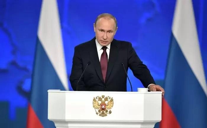 О чем будет послание Путина к Федеральному собранию?