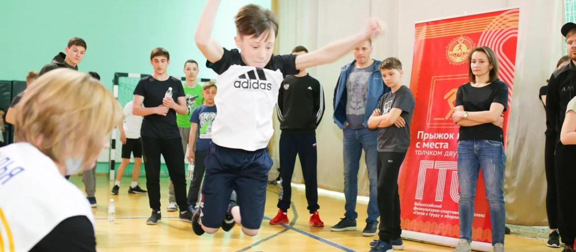 Сегодня в Нефтеюганске стартовал I муниципальный этап летнего Всероссийского физкультурно-спортивного комплекса «Готов к труду и обороне»