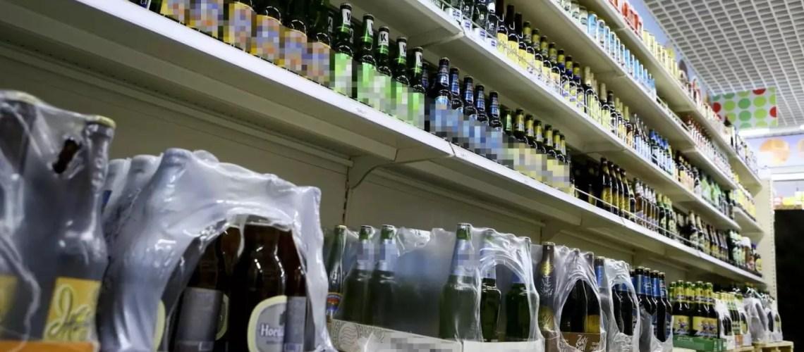 38 % жителей Югры считают, что в их населенных пунктах слишком много алкомаркетов