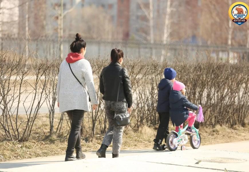 В Югре дети продолжают болеть коронавирусом, несмотря на ограничения
