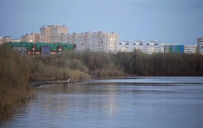 Уровень воды на реках Югры ниже тревожных отметок
