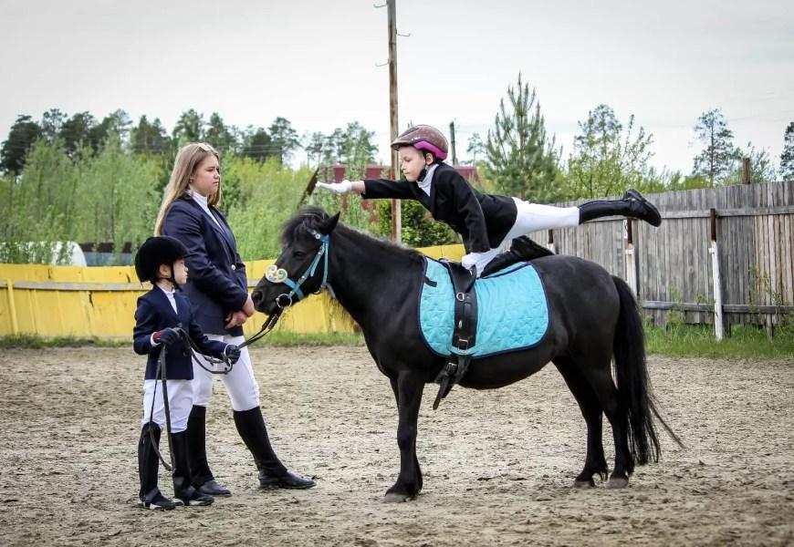 29 мая в Нефтеюганске состоялись соревнования по конному спорту!