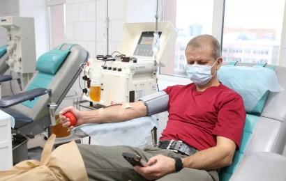 В Югре к сдаче крови смогут привлекать приезжих и вахтовиков