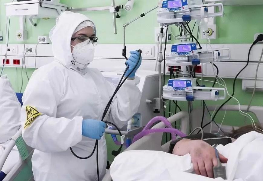 В России выявили бразильский штамм коронавируса