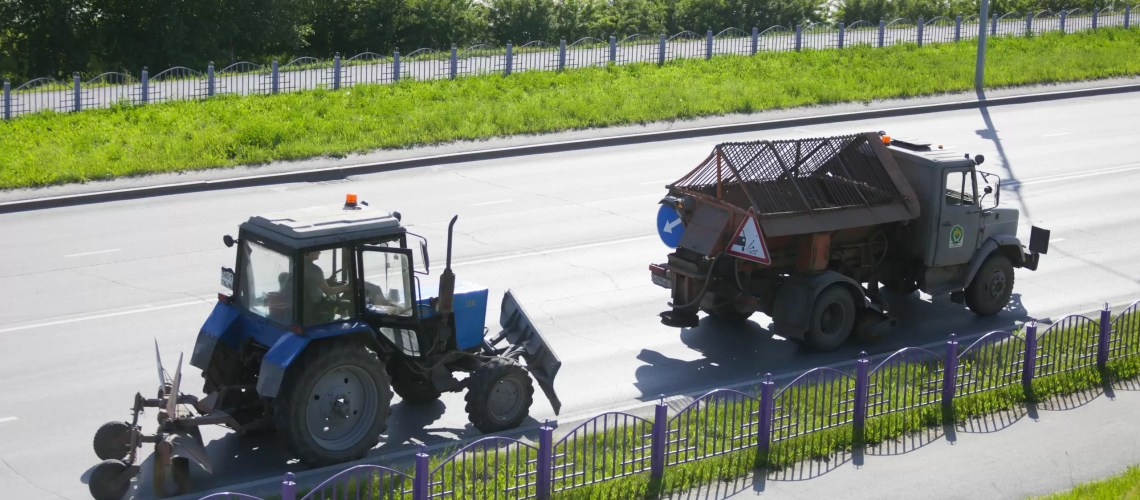 Администрация Нефтеюганска выделит собственникам частных домов, расположенных на Дорожной улице, асфальтовую крошку для оборудования временных дорог.