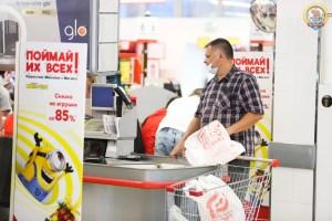 Торговые сети Нефтеюганска предупредили о рейдах по масочному режиму