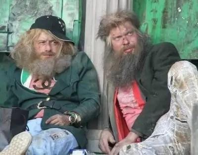 В России создадут реестр бездомных