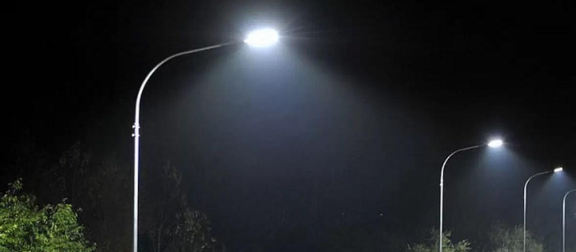 Нефтеюганцам вернут освещение в ночное время