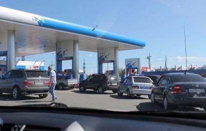 Биржевая цена бензина Аи-95 достигла рекорда