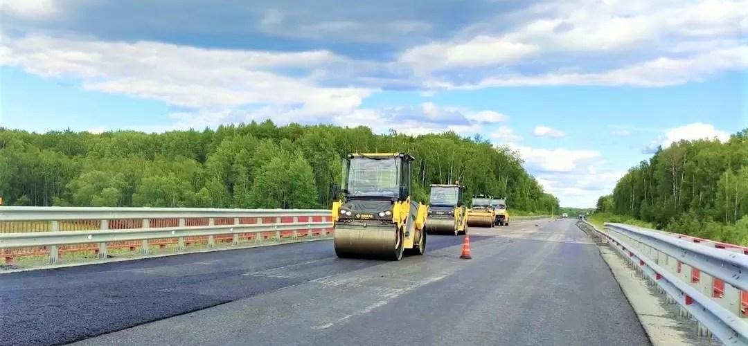 Более 200 дорожных объектов ремонтируют в Югре