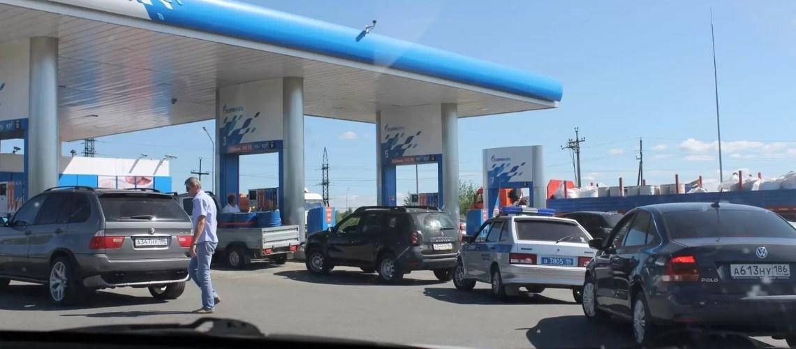 Биржевая цена бензина Аи-92 обновила рекорд