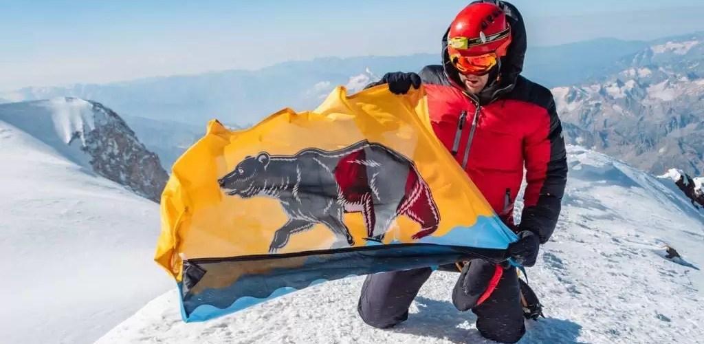 Наш подписчик Дмитрий Денежных совершил восхождение на высшую точку Европы - гору Эльбрус (высота 5 642 м).