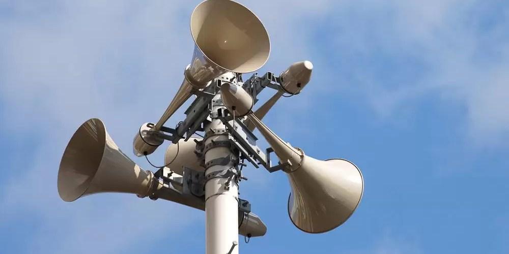 В Югре снова проверят работу систем оповещения граждан