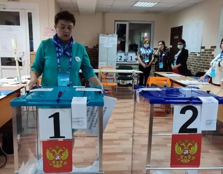 А вот и итоги трехдневного голосования в Нефтеюганске