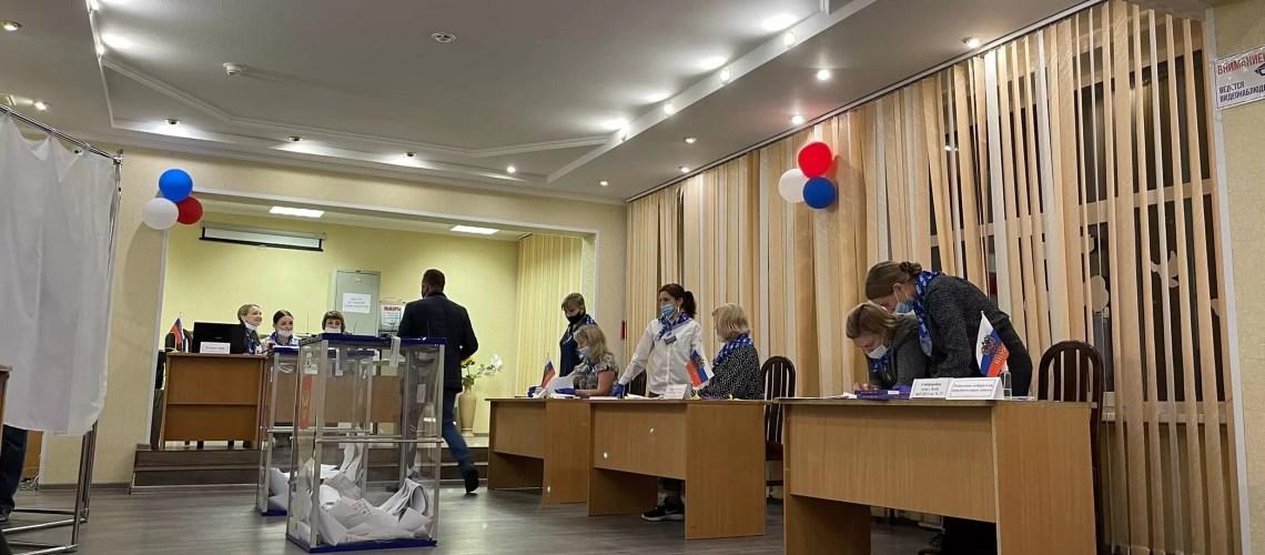 «Единая Россия» лидирует на выборах депутатов Думы ХМАО, свидетельствуют первые данные ЦИК.