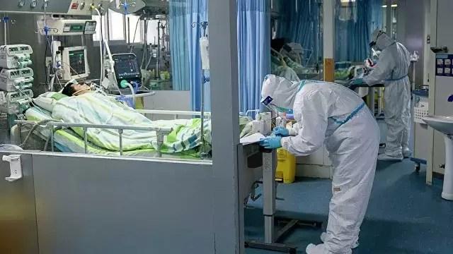 В Китае вспыхнул новый очаг заражения коронавирусом