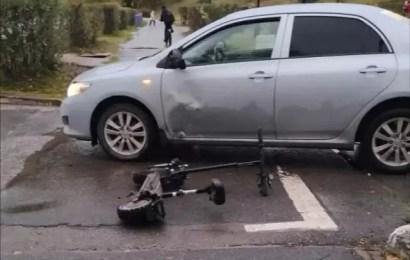 В Югре за сутки трое детей оказались под колесами автомобилей