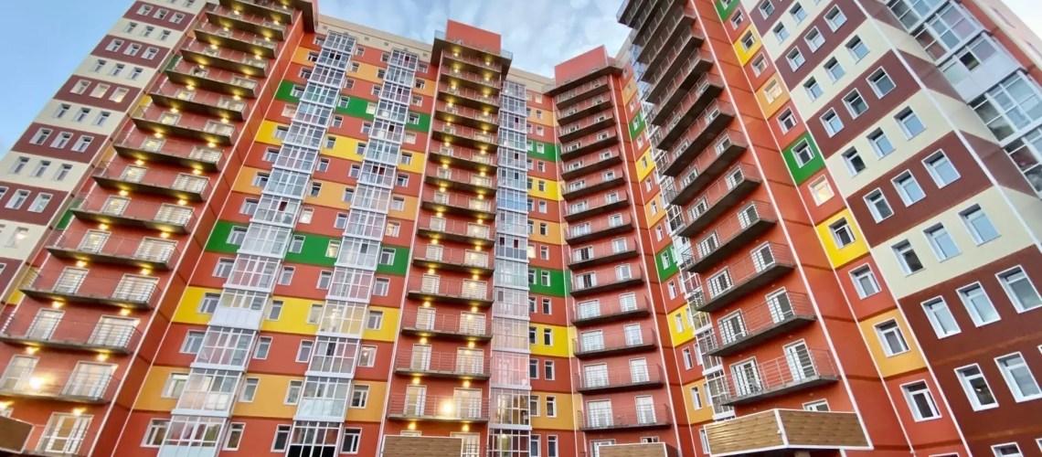 Спрос россиян на ипотеку в сентябре упал на 41,4%