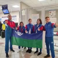 Спортсмен из Нефтеюганского района отправился на VI Всероссийский фестиваль ГТО