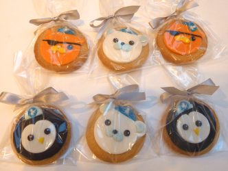 Octonauts Biscuits