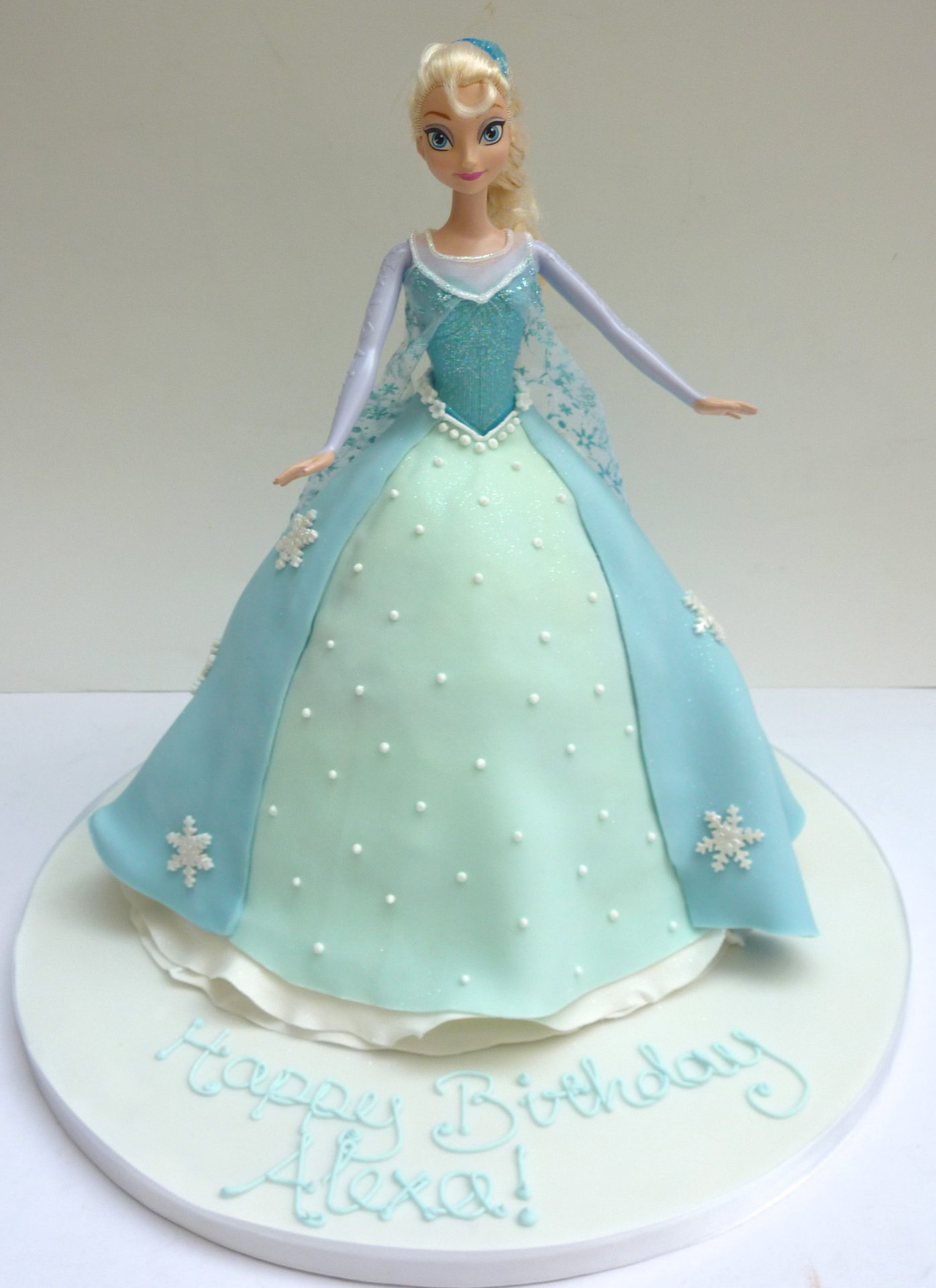 Elsa Cake Etoile Bakery