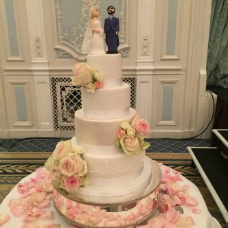 Savoy Wedding Cake