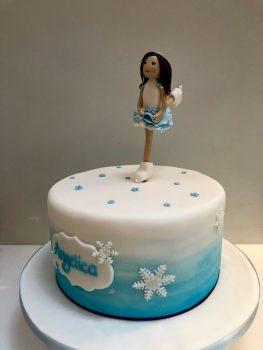 Skating Cake